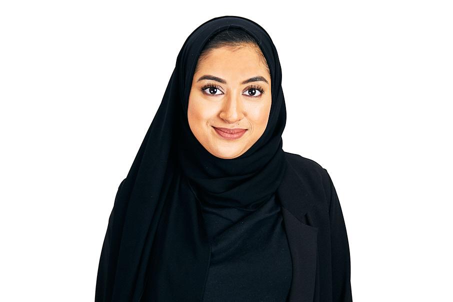 business headshot of a woman